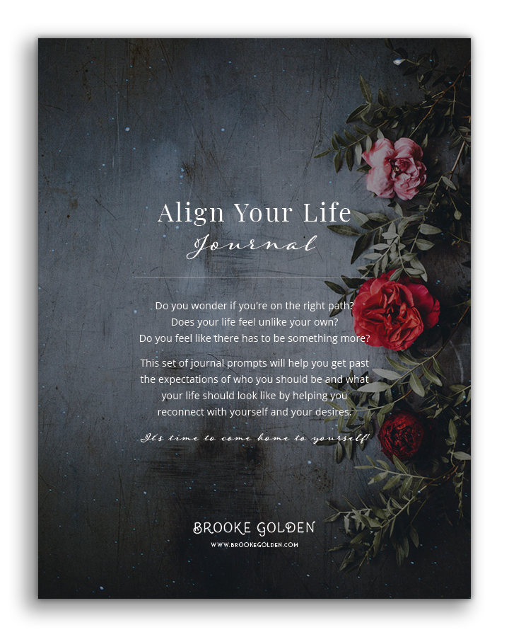 Align Your Life Journal