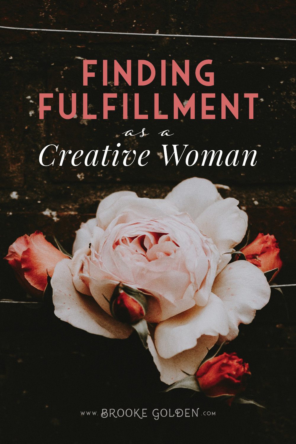 Finding Fulfillment as a Creative Woman